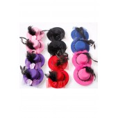 Hair Fascinator Small (12 pcs in one pack)
