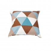 Cushion Cover A 14 - Triangle Print (45 x 45cm)