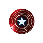 Fidget Spinner 18 Captain America (3 Pack)=$6.910ea