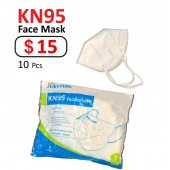 KN95 Face Mask (10 pcs per Pack)