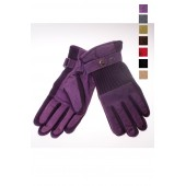 Lady Leather Glove 01