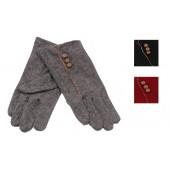 Woollen Ladies Glove 02