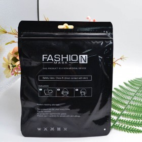 KN95 Plain Color Washable Cotton Mask with 2 Filter