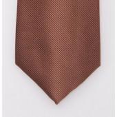 Ties 8.5cm Brown