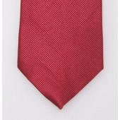 Ties 8.5cm Dark Red