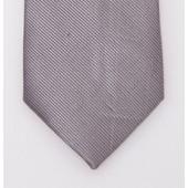 Ties 8.5cm Grey