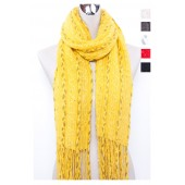 Knitted Scarf 06