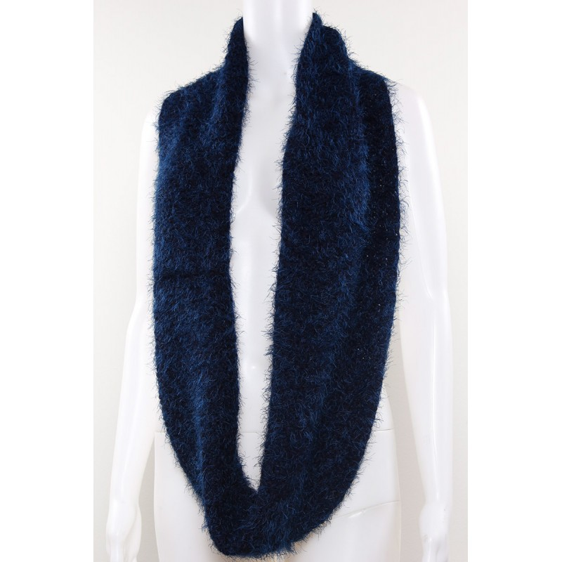 Tube Scarf Knitting Pattern : Knitted Tube Scarf 07
