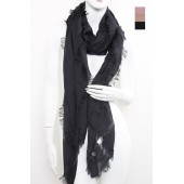 Long Fashion Pattern Scarf 06