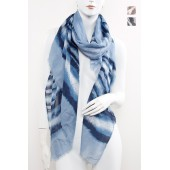 Long Fashion Pattern Scarf 08