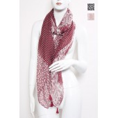 Long Fashion Tassel Scarf C02