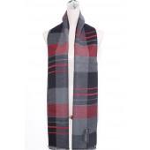 Men's Fashion Cotton Rich Scarf 06