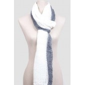 Mohair Long Scarf (8 Colours)