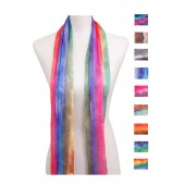 Rainbow Scarf - 10 per pack